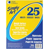 Loew Cornell 1021104 Simply Art Watercolor Pads