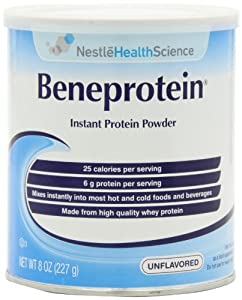 Beneprotein 8-Ounce Canisters (Pack of 6) by Beneprotein
