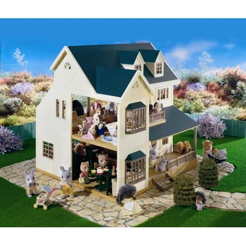Sylvanian Families Deluxe House On the Hill