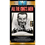 All the King's Men [VHS] ~ Broderick Crawford
