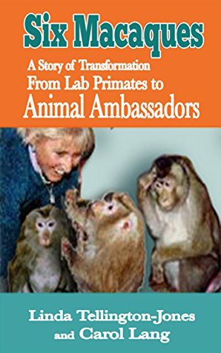Six Macques: A Story of Transformation from Lab Primates to Animal Ambassadors