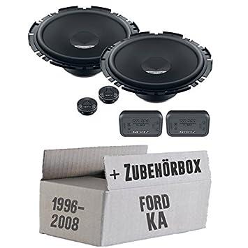 Ford kA front dieci 170.3 hertz dSK - 16 cm - 2-voies avec système de