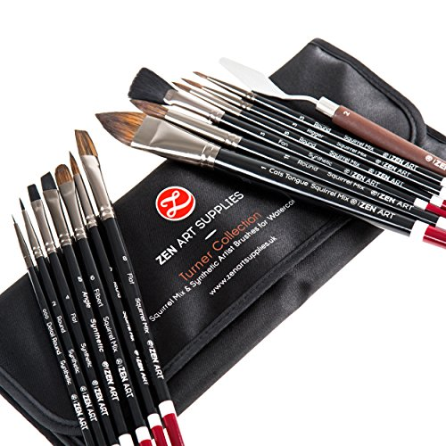 top-quality-artist-paint-brush-set-14-pieces-for-watercolors-gouache-acrylics-and-oil-painting-squir