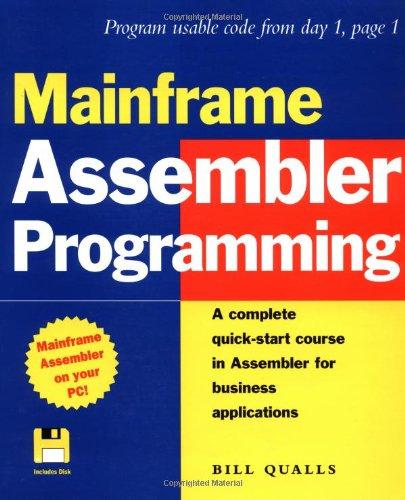 Mainframe Assembler Programming