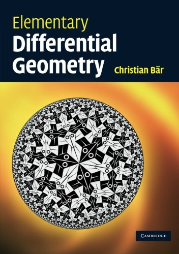 Elementary Differential Geometry, by Christian Bär