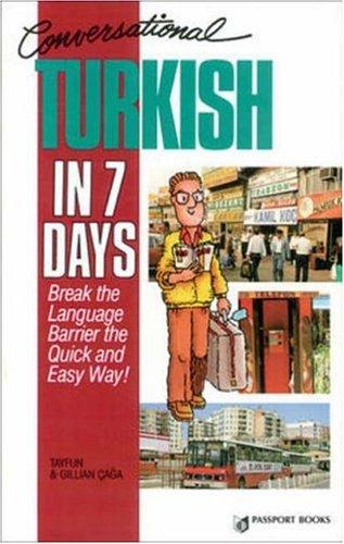Conversational Turkish in 7 Days