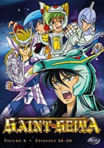 Saint Seiya, Vol. 6: Silver Assassins