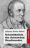 Image of Schatzkästlein des rheinischen Hausfreundes (German Edition)