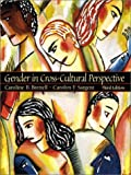 img - for Gender in Cross-Cultural Perspective (3rd Edition) book / textbook / text book