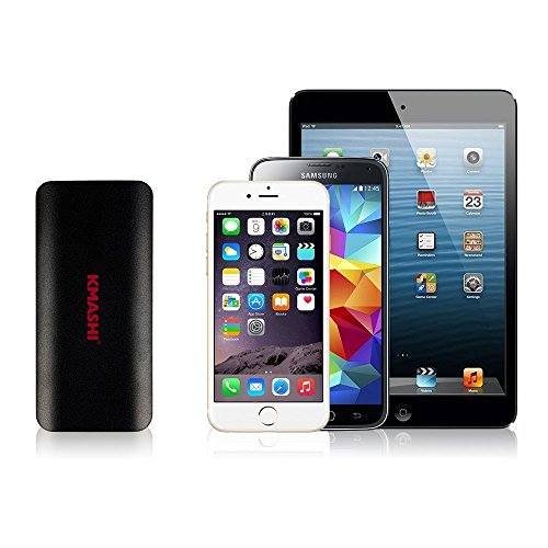KMASHI-External-Battery-Power-Bank-Portable-Charger-Backup-Pack-for-iPhone-6s-6-Plus-iPad-and-Samsung-Galaxy-and-More