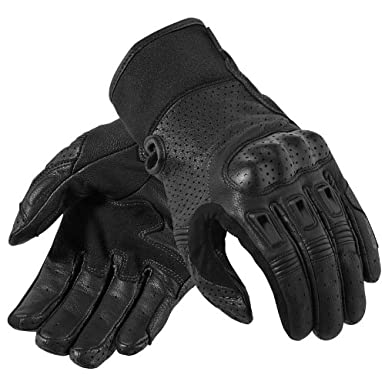 Gants moto Rev'it BOMBER - L - Noir