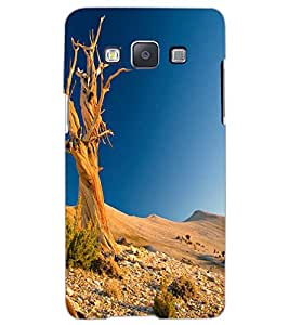 SAMSUNG GALAXY A5 DESERT Back Cover by PRINTSWAG
