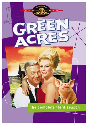Green Acres - The Complete Third Season (1967-68)
