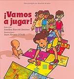 Vamos a jugar! (Serie Cantos y Juegos) (Nueve Pececitos) (Spanish Edition)