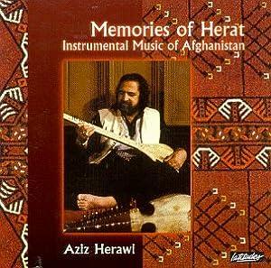 Memories Of Herat: Instrumental Music Of Afghanistan