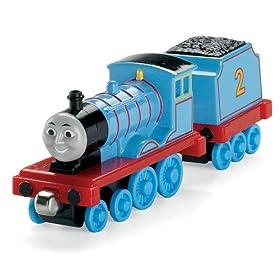Mattel R9463-0 - Thomas e i suoi amici- Locomotiva Edward- media
