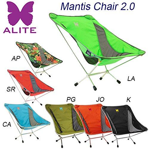 ALITE yn21401 折りたたみ椅子 Mantis Chair 2.0 マンティスチェア 2.0 YN21401