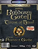 Versus Books Official Baldurs Gate II: Throne of Bhaal Perfect Guide