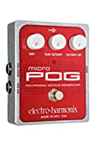 Big Sale Best Cheap Deals Electro Harmonix Micro POG Polyphonic Octave Generator Guitar Effects Pedal