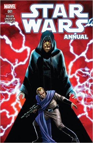 Star Wars Annual #1 Comic Book