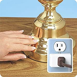 Touch Glow -makes Any Lamp A Touch Lamp from Bright Image Corp