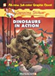 Geronimo Stilton #7: Dinosaurs in Act...
