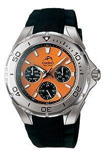 Casio Men's MDV301-5AV Reverse Bezel Sport Dive Watch