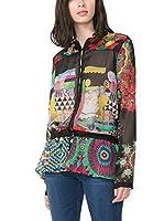 Desigual Blusa (Multicolor)