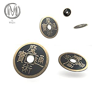 Dollar Size Chinese Coins **FOR PROFESSIONAL MAGICIANS ONLY***