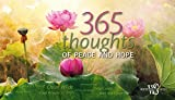 Luca Taglietti 365 Thoughts of Peace and Hope. Perpetual Calendar