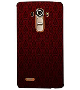 LG G4 PATTERN Back Cover by PRINTSWAG