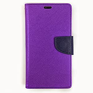 Gadget And Accessories 4u Flip Cover For Nokia N1520 Purple