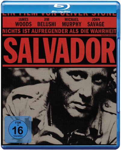 Salvador (Special Edition) [Blu-ray]