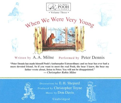 When We Were Very Young (Winnie-the-Pooh) (A. a. Milne