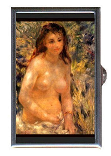 Renoir Nude in the Sunlight Decorative Pill Box