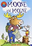 Colin West Moose and Mouse (I Am Reading)