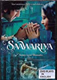 Saawariya DVD (Genuine Sony import from Finland Regions Pal 2 & 4 DVD that can be played in Hindi & English)