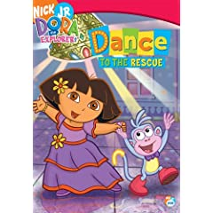 Dora the Explorer - Dance to the Rescue: $7.49