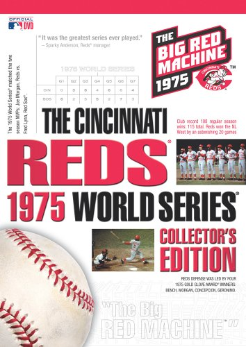 The Cincinnati Reds 1975 World Series (Collector's Edition) at Amazon.com