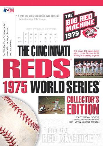 The Cincinnati Reds 1975 World Series (Collector's Edition)