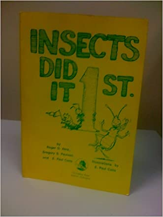 Insects Did It 1st