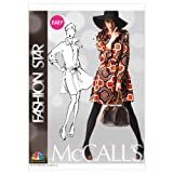 McCall's Patterns M6600 Size B5 8-10-12-14-16 Misses' Dresses and Belt, Pack of 1, White