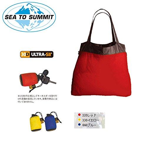 (シートゥーサミット)SEATOSUMMIT sts1700115 ウルトラSIL ショッピングバッグ 1700115 日本正規品 660ブルー
