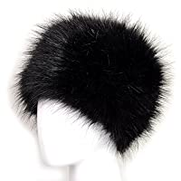 Faux Fur Cossak Russian Style Hat for…