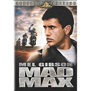 Click to buy Mel Gibson Movies: Mad Max from Amazon!