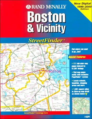Boston (Massachusetts) (USA StreetFinder Atlas)
