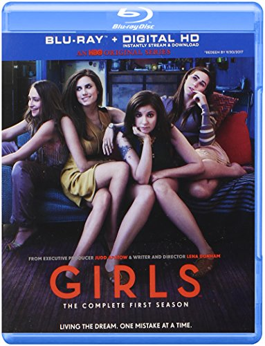 Blu-ray : Girls: The Complete First Season (Digital Copy, Repackaged, 2 Pack, 2 Disc)
