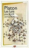 Les Lois : Livres VII à XII