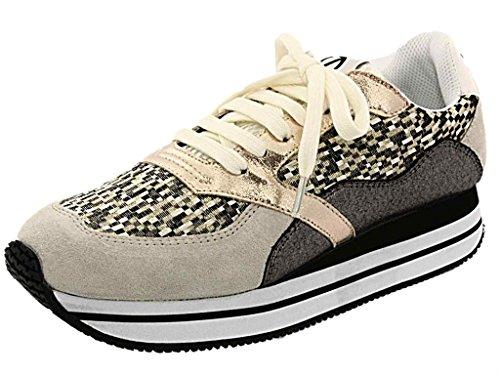no-name-zapatillas-de-deporte-mujer-blanco-blanco-38