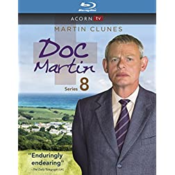 Doc Martin: Series 8 [Blu-ray]
